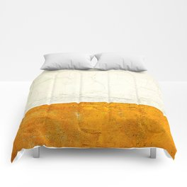 Goldness Comforters