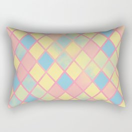 .YellowDiamonds. Rectangular Pillow