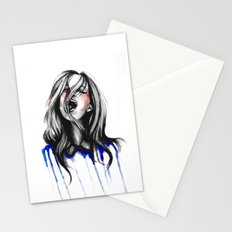 In Our Wildest Moments // Fashion Illustration Stationery Cards
