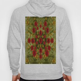 Sun Roses In The Deep Dark Forest Of Fantasy Hoody