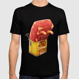 REVENGE OF THE CORNED BEEF T-shirt