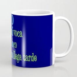 DIOS ACROSTICO Coffee Mug