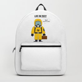 Going to work in 2022 Backpack
