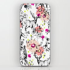 Woodland Shirley iPhone & iPod Skin