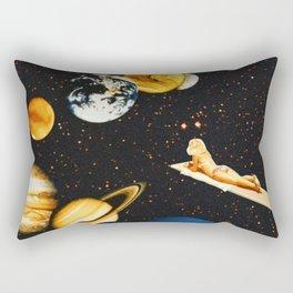 Planetary dream Rectangular Pillow