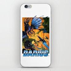Darius iPhone & iPod Skin