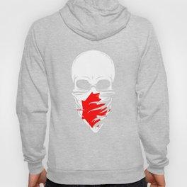 Canada Skull Tee Shirt - Canada Hoody