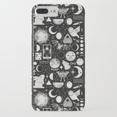 Lunar Pattern: Eclipse iPhone 7 Plus Slim Case