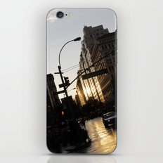New York City Union Square NYC iPhone & iPod Skin