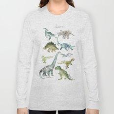 Dinosaurs Long Sleeve T-shirt