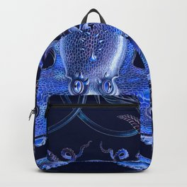 Haeckel Octopi Backpack