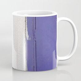 Blue White Blue Coffee Mug