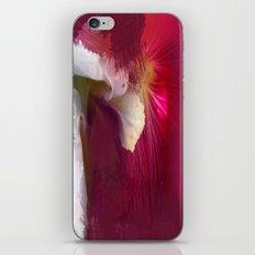 Crimson Orchid iPhone & iPod Skin