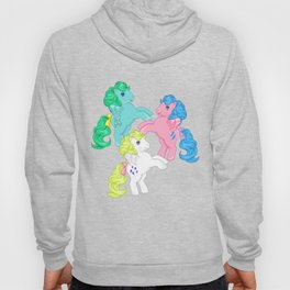 g1 my little pony pegasus Hoody