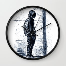 Cool boy Wall Clock