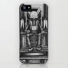 Pax Robota - B&W iPhone (5, 5s) Slim Case