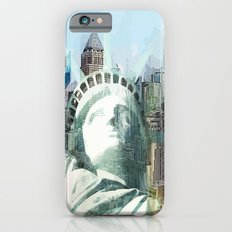 New York - vektor Slim Case iPhone 6s
