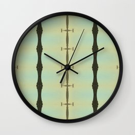 Florence Sky V Wall Clock