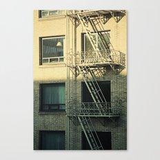 Apartment  Canvas Print