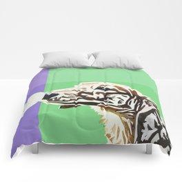 """Say Cheeze"" ~ Dachshund, Weiner Dog, Doxie, everywhere! Comforters"