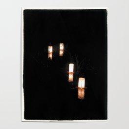 Lanterns of Healing (Japan) Poster