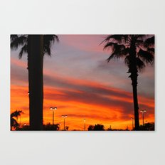 Florida|Sky. Canvas Print