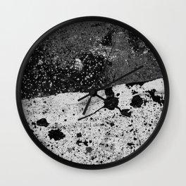 Grit Wall Clock