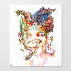 Nobe Canvas Print