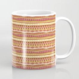 Stripey-Canyon Colors Coffee Mug