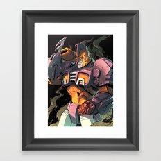 Impactor Framed Art Print