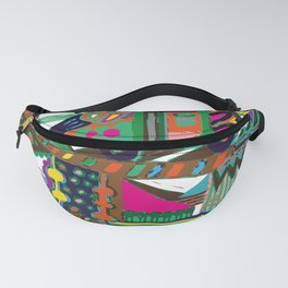 CAR-toon Fanny Pack