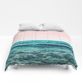 Ocean Love #society6 #oceanprints #buyart Comforters