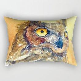 BIRD#25 Rectangular Pillow