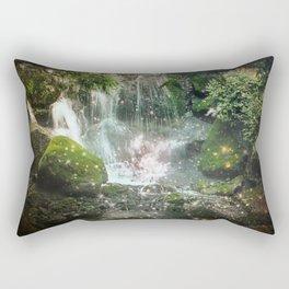 When Time Stood Still Rectangular Pillow