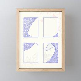 Unvergesslich Framed Mini Art Print