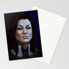 Mass Effect: Miranda Lawson Stationery Cards