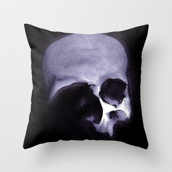 Bones VI Throw Pillow