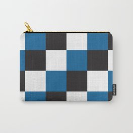 Timeless Classic Chessboard Mara Carry-All Pouch