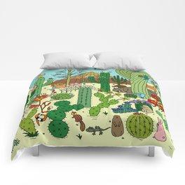 Arizona Desert Museum Comforters