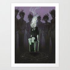 Invocation Art Print