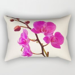 Orchid 4 Rectangular Pillow