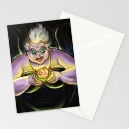 The Divine Sea Witch Stationery Cards