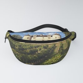 Medieval Castle in South West France Fanny Pack