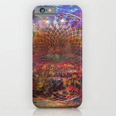 Rainbow Web Pt.2 iPhone 6s Slim Case