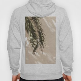 tropical palm leaves vi Hoody