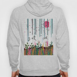 Flying Horses Hoody