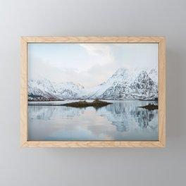 Lofoten Framed Mini Art Print