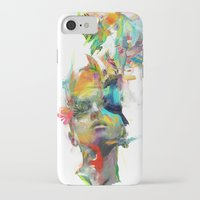 fashion iPhone & iPod Cases featuring Dream Theory by Archan Nair
