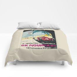 DK Mountain Grand Prix Comforters
