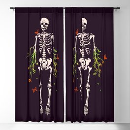 Dead is dead Blackout Curtain